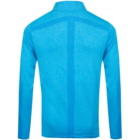 Golf undefined Evoknit Quarter Zip Bleu Azur Heather - SS19 made by Puma Golf