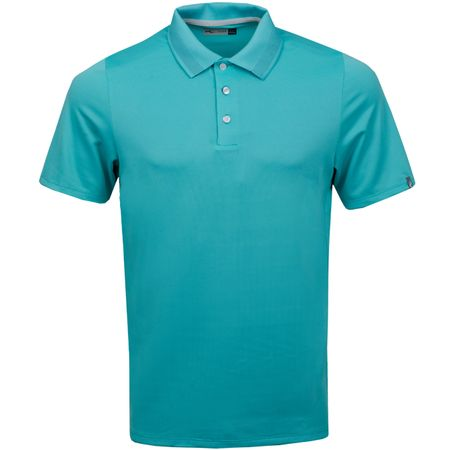Golf undefined Luan Polo Blue Turquoise - SS19 made by Kjus