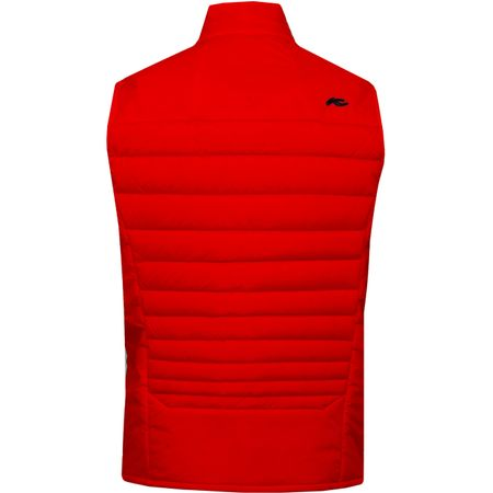 Golf undefined Blackcomb Stretch Vest Blood Orange - SS19 made by Kjus