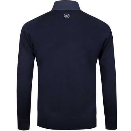Golf undefined Stealth Crown Crafted Cardigan Navy - SS19 made by Peter Millar