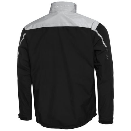 Golf undefined Austin Gore-Tex Jacket Black/Steel Grey/White - SS19 made by Galvin Green