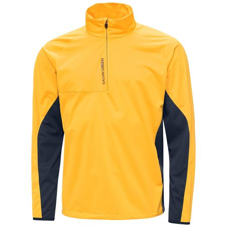 Golf undefined Lincoln Interface-1 HZ Jacket Gold/Navy - SS19 made by Galvin Green