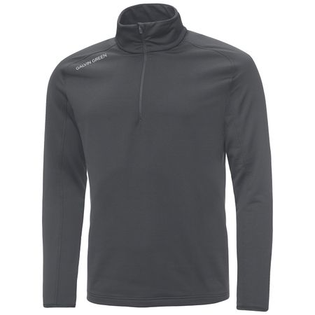 Golf undefined Drake Insula HZ Pullover Iron Grey - SS19 made by Galvin Green