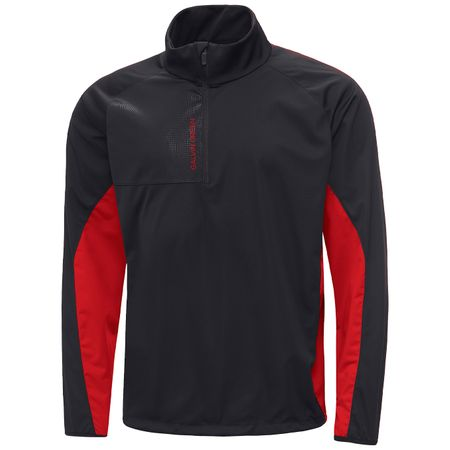Golf undefined Lincoln Interface-1 HZ Jacket Black/Red - SS19 made by Galvin Green