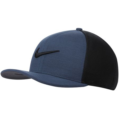 Cap Aerobill Classic 99 Mesh Cap Obsidian Heather/Black - 2019 Nike Golf Picture