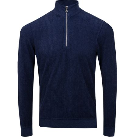 Golf undefined Hewson Vertical Drop Navy - SS19 made by Orlebar Brown
