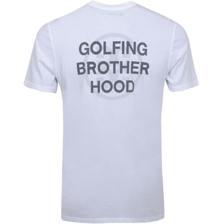 Golf undefined Brotherhood Tee Snow - SS19 made by G/FORE