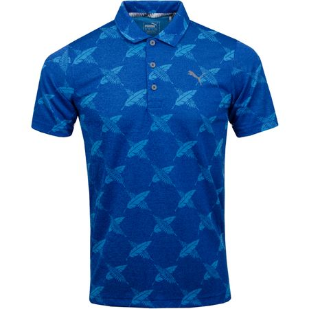 Golf undefined Alterknit Palms Polo Surf The Web - SS19 made by Puma Golf