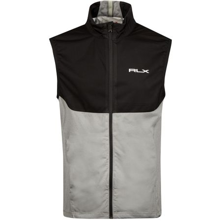 Jacket Stratus Vest Polo Black/Light Grey Heather - SS19 Polo Ralph Lauren Picture