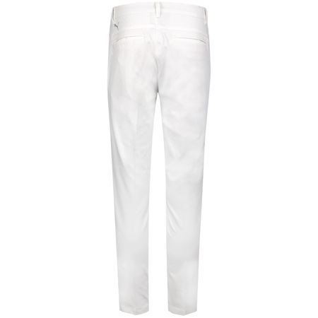 Trousers Jackpot Tailored Pants Bright White - 2019 Puma Golf Picture