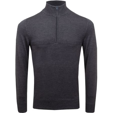 Golf undefined Erik Tour Merino Dark Grey Melange - SS19 made by J.Lindeberg