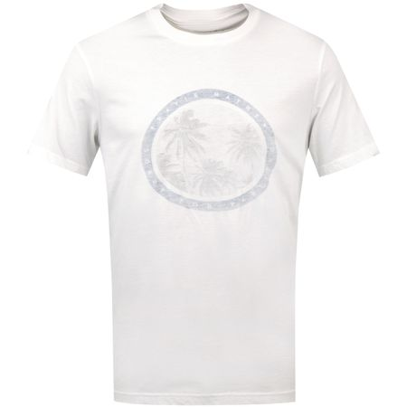 TShirt Epic White - SS19 TravisMathew Picture