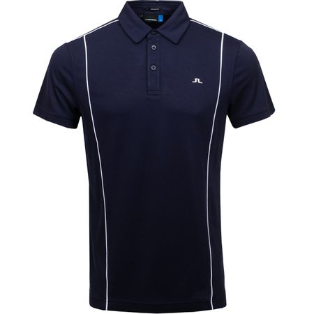 Golf undefined Luke Regular Lux Pique JL Navy - SS19 made by J.Lindeberg