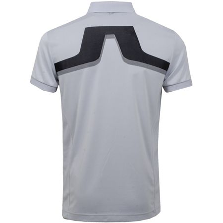 Golf undefined Lux KV Regular Fit TX Jacquard Stone Grey - SS19 made by J.Lindeberg