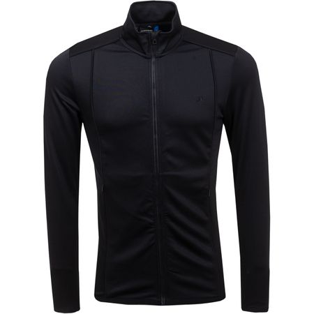 Golf undefined Florian TX Mid Jacket Black - SS19 made by J.Lindeberg