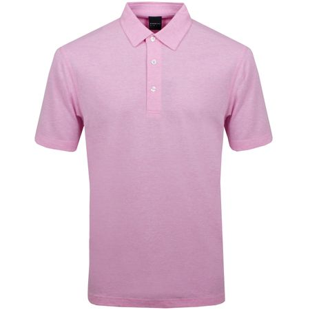 Golf undefined Natural Hand Polo Light Pink Heather - 2019 made by Dunning