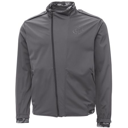 Golf undefined Edge Semi-Biker Interface-1 Jacket Grey Camo - SS19 made by Galvin Green