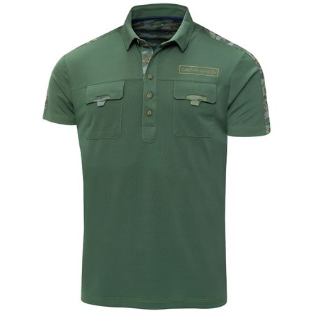 Golf undefined Edge Colonel Ventil8 Plus Green Camo - SS19 made by Galvin Green