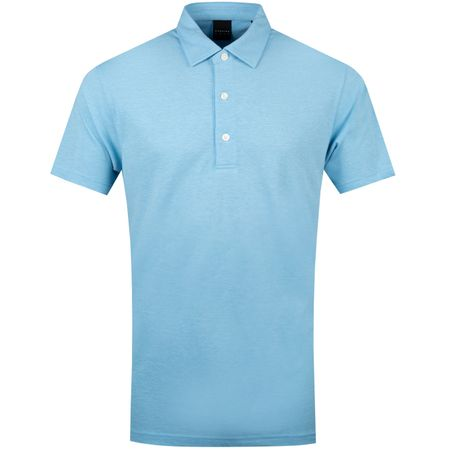 Golf undefined Natural Hand Polo Lark Heather - SS19 made by Dunning