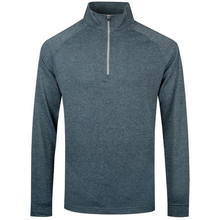 Golf undefined Wexford Quarter Zip Turf Heather - SS19 made by Dunning