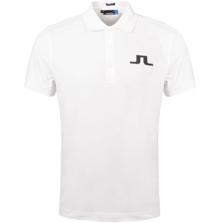 Golf undefined Big Bridge Regular Fit TX Jersey White - 2019 made by J.Lindeberg