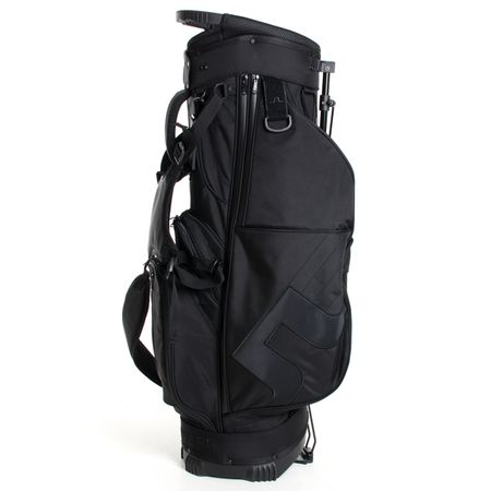 GolfBag Golf Stand Bag Black - 2019 J.Lindeberg Picture