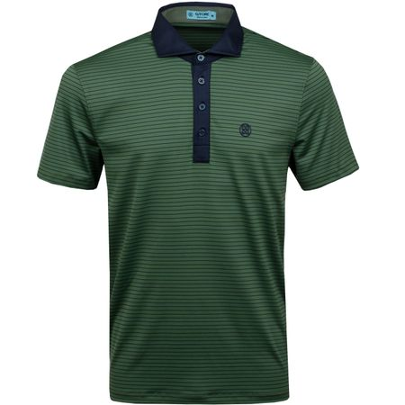 Polo Narrow Stripe Polo Twilight - SS19 G/FORE Picture