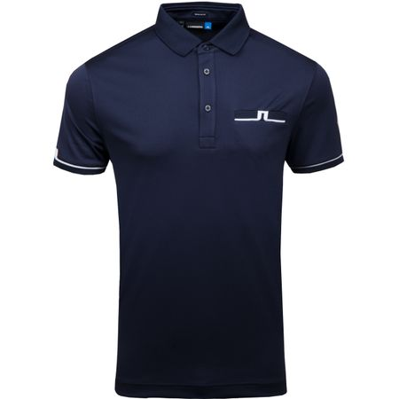 Polo Petr Regular TX Jersey JL Navy - 2019 J.Lindeberg Picture