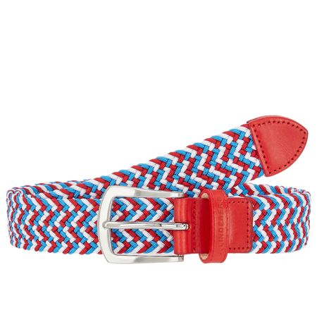 Golf undefined Hatcher Elastic Triple Deep Red - SS19 made by J.Lindeberg