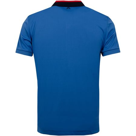 Golf undefined Mat Regular TX Jersey Work Blue - SS19 made by J.Lindeberg