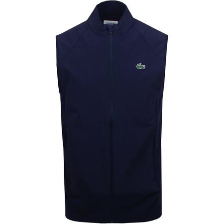 Golf undefined Colourblock Gilet Navy - SS19 made by Lacoste