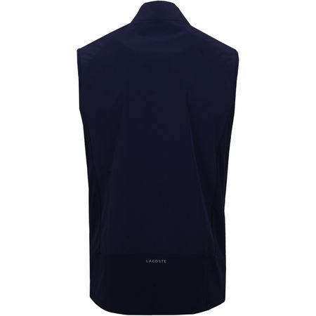 Jacket Colourblock Gilet Navy - SS19 Lacoste  Picture