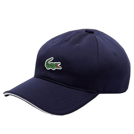 Golf undefined Technical Cap Navy/White - SS19 made by Lacoste
