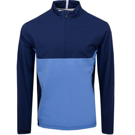 Golf undefined Stratus Half Zip 2.5 Layer Jacket New England Blue - SS19 made by Polo Ralph Lauren