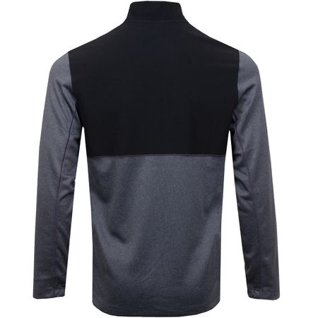 Golf undefined Core Half Zip Dry Top Gridiron/Cool Grey - 2019 made by Nike Golf