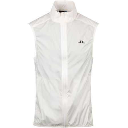 Jacket Yosef Trusty Vest White - SS19 J.Lindeberg Picture