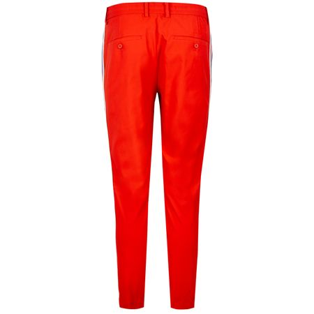 Golf undefined Luca Pants Schoeller 3xDry Deep Red - SS19 made by J.Lindeberg