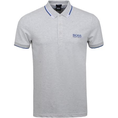 Polo Paddy Pro Light Grey Marl - SS19 BOSS Picture
