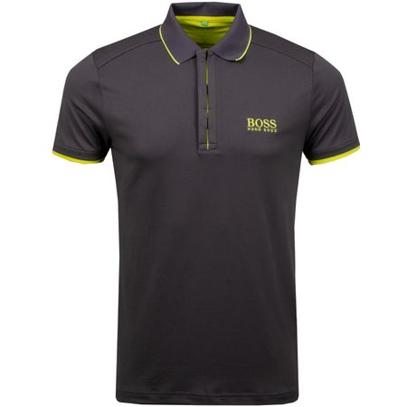 Polo Paule Pro 1 Grey - SS19 BOSS Picture