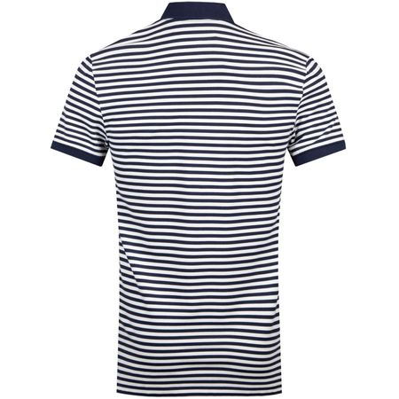 Golf undefined Stripe Performance Pique French Navy/White - SS19 made by Polo Ralph Lauren