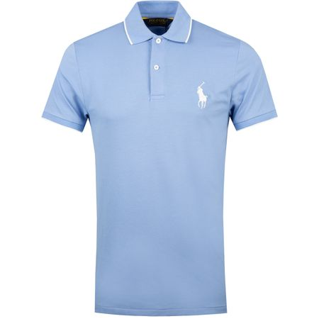 Golf undefined Performance Pique Cabana Blue - SS19 made by Polo Ralph Lauren