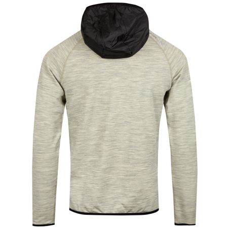 Golf undefined Cool Wool Half Zip Hoodie Light Grey Heather - SS19 made by Polo Ralph Lauren