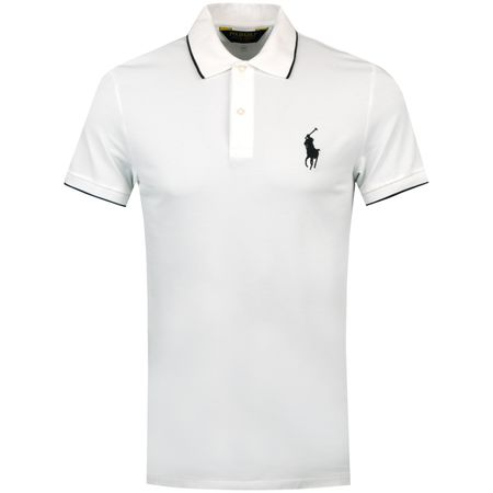 Golf undefined Performance Pique White - SS19 made by Polo Ralph Lauren