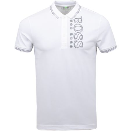 Polo Paule Pro Training White - 2019 BOSS Picture