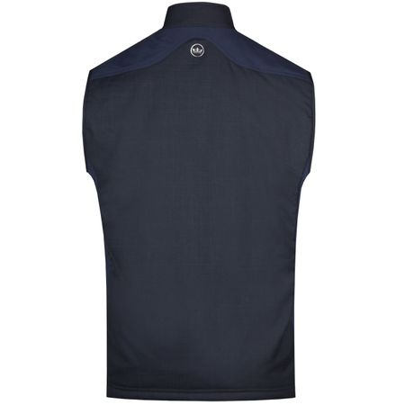 Jacket Crown Crafted Performance Vest Navy - AW18 Peter Millar Picture