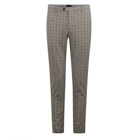 Trousers Panthar Check Trousers Grey - AW18 Ted Baker Picture