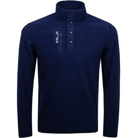 Golf undefined Polar Hybrid Fleece French Navy - AW18 made by Polo Ralph Lauren