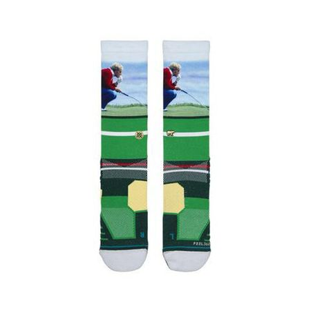 Golf undefined Jack Nicklaus Crew Green - 2019 made by Stance