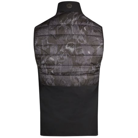 Golf undefined Season Hybrid Vest Black Sports Camo - 2019 made by J.Lindeberg