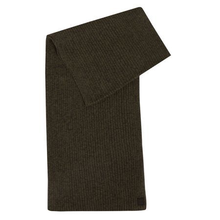 Accessory Ariffeno Scarf Dark Green - AW18 BOSS Picture